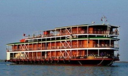 Myanmar Golden Land by Pandaw Cruise