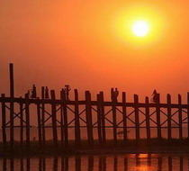 The Irrawaddy River by RV Pandaw Photos