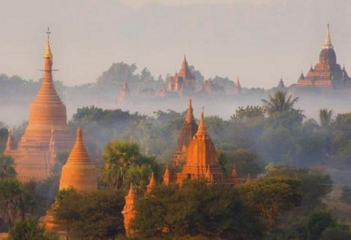 The Best of Myanmar Tour Photos