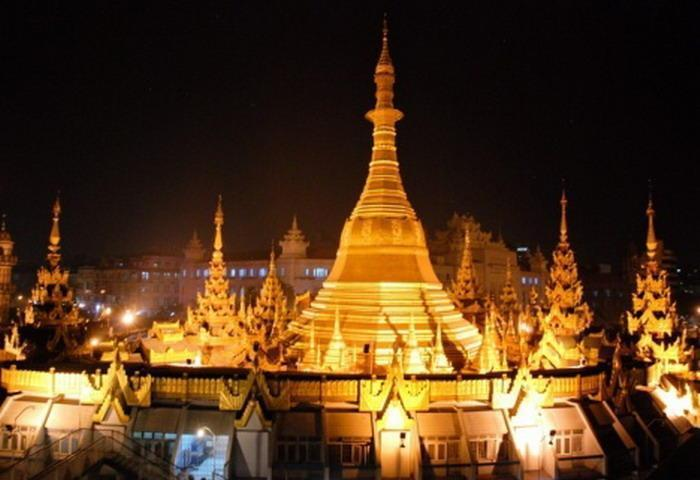 Yangon Stopover Tour Photos